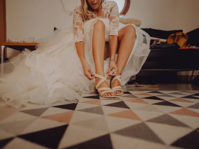 ¿Qué llevar a la prueba del vestido de novia? 6 consejos