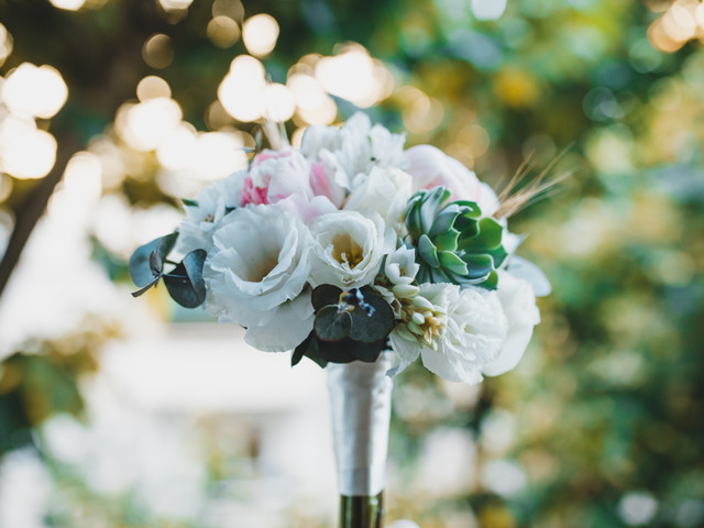 Ramos de novia románticos: 5 consejos para encontrar el perfecto para vos