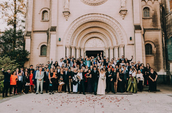 ¿Qué hacer si no quieren invitar a ciertos miembros de la familia a la boda?