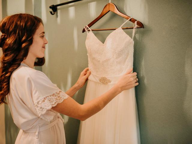 ¿Alquiler de vestidos de novia? Las respuestas a todas tus dudas