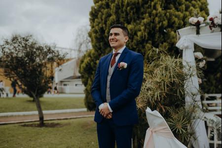 ¿Cuándo comprar el traje del novio? 5 tips para tener todo bajo control