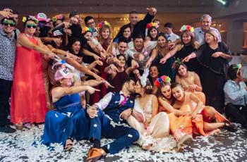 10 claves para una fiesta de casamiento divertida, ¡que no falten las risas!