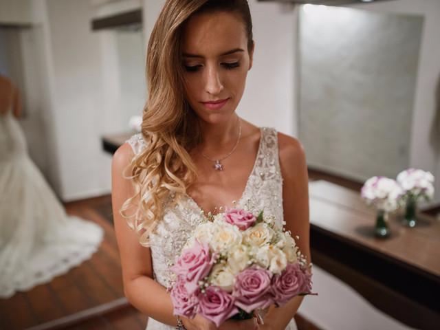 5 tips para que tu peinado de novia aguante toda la fiesta