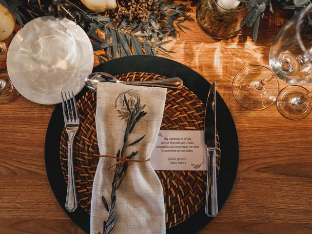 Decoración de mesas para casamientos 2020: 5 tendencias