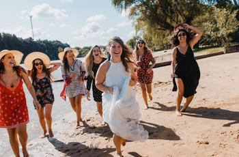 5 ideas para sumar a tus amigas a la organización del casamiento