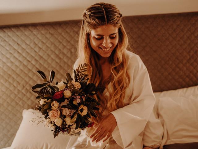 5 consejos para evitar las puntas abiertas antes del casamiento