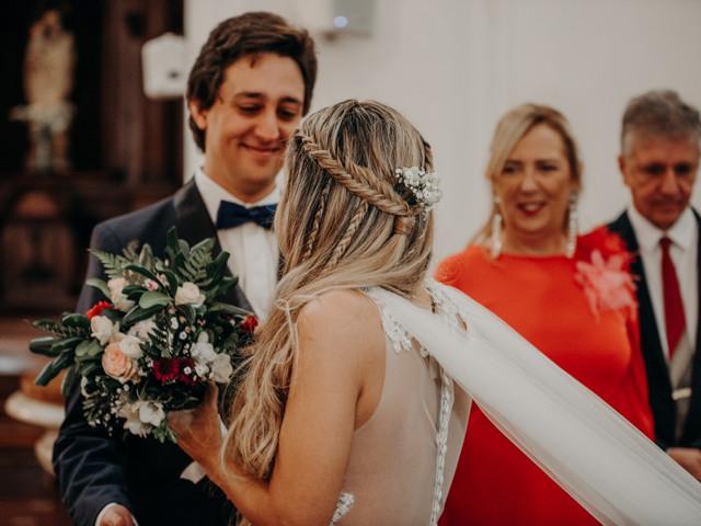 ¿Conocés las trenzas para novias más populares? 7 estilos para inspirarte