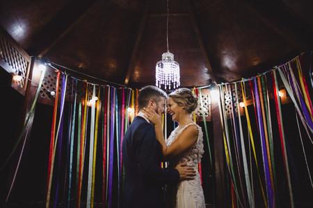 7 detalles con los que sumar color al casamiento (además de las flores)