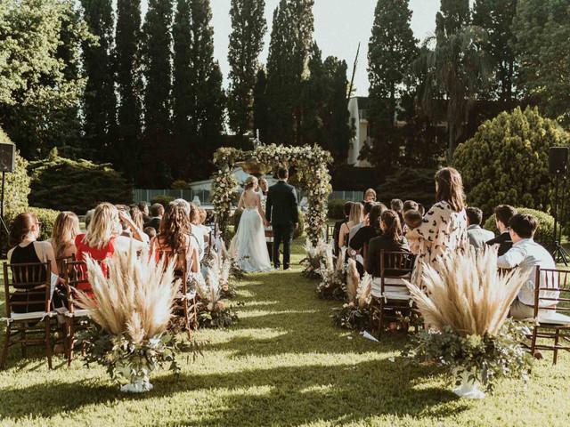 10 estilos para la decoración de su casamiento: ¡miren las últimas tendencias!