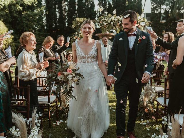 ¿Cómo elegir el estilo para las fotos del casamiento? 6 claves