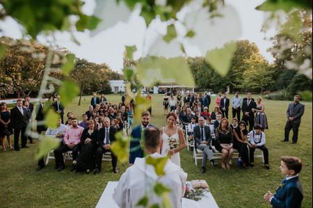 5 tips para organizar a los invitados en la ceremonia