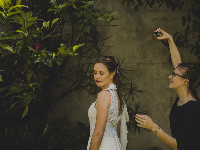 Estas son las 5 cosas que no pueden faltar en tu kit de novia del casamiento