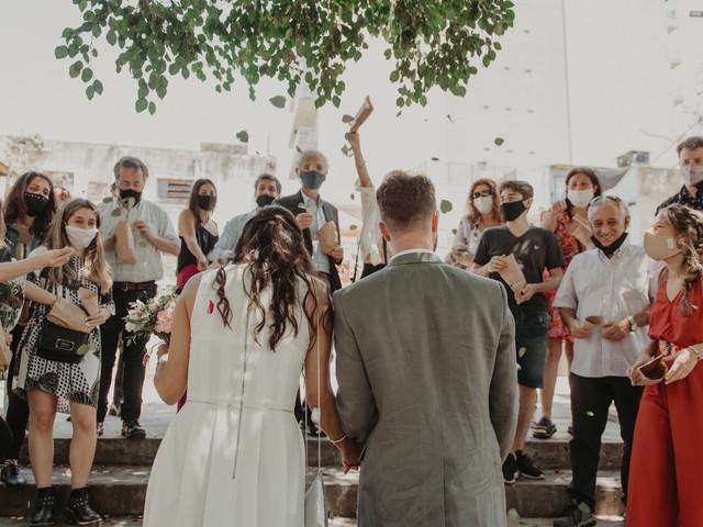 ¿Te invitaron a un casamiento? Estos son los cuidados y protocolos que deberías seguir