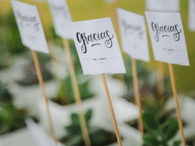 5 formas de ser solidarios en su casamiento: con su amor pueden ayudar a otros