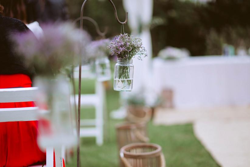 Casamiento estilo minimalista 😉 3