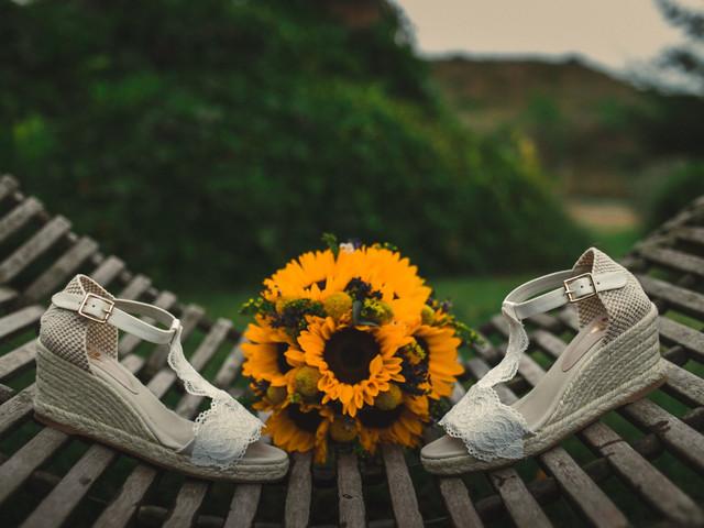 ¿Cómo elegir los zapatos de novia según la estación del año?