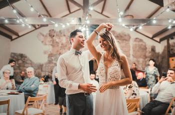 6 señales de que encontraron el lugar perfecto para el casamiento