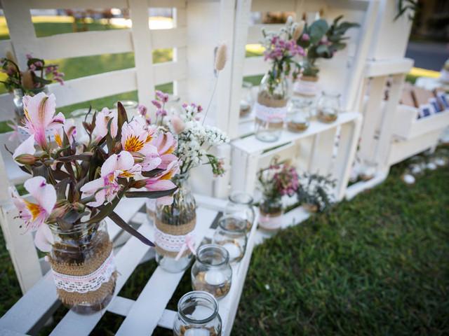 6 formas de usar frascos en el casamiento: una opción económica y sustentable