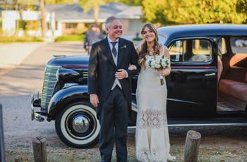 8 consejos prácticos para contratar el auto de casamiento