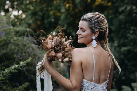 Accesorios ecofriendly para novias, ¿ya conocés esta tendencia?