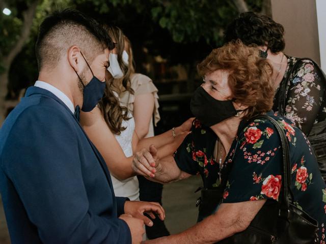 ¿Cómo cuidar a los adultos mayores en el casamiento?