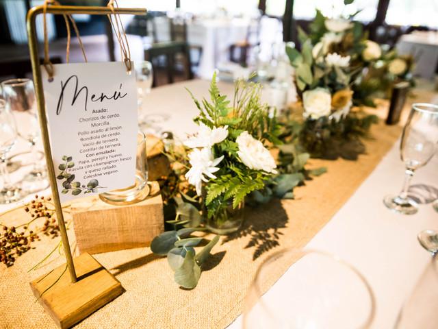 8 elementos infaltables para conseguir la mejor decoración de las mesas de su casamiento