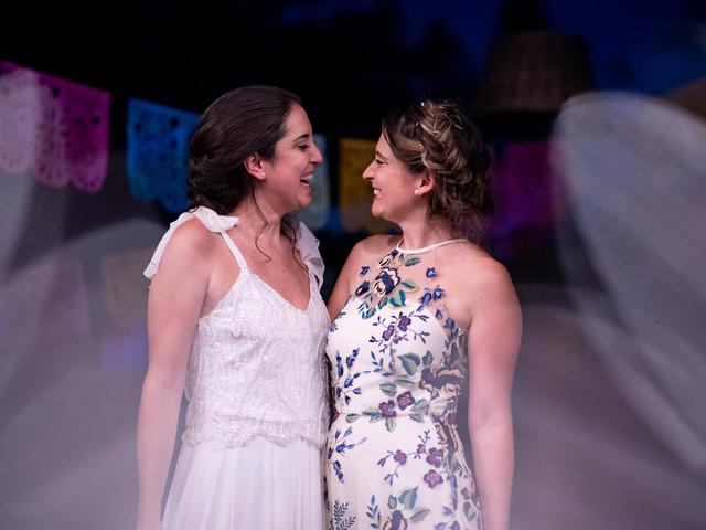 Novia y novia: consejos para elegir su look para el casamiento
