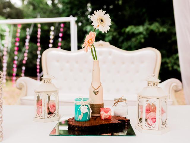 ¿Cómo decorar un casamiento shabby chic? 7 tips