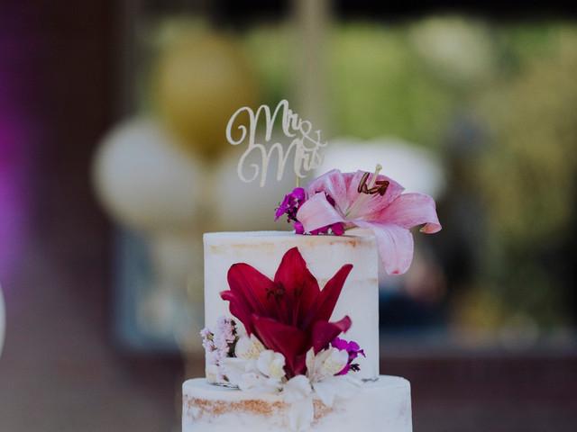Estas son las 9 tendencias en tortas de casamiento para 2021