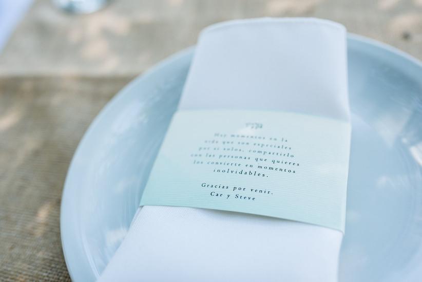 Casamiento estilo minimalista 😉 4