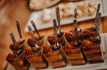 10 postres de chocolate para el casamiento: ¡un éxito asegurado!