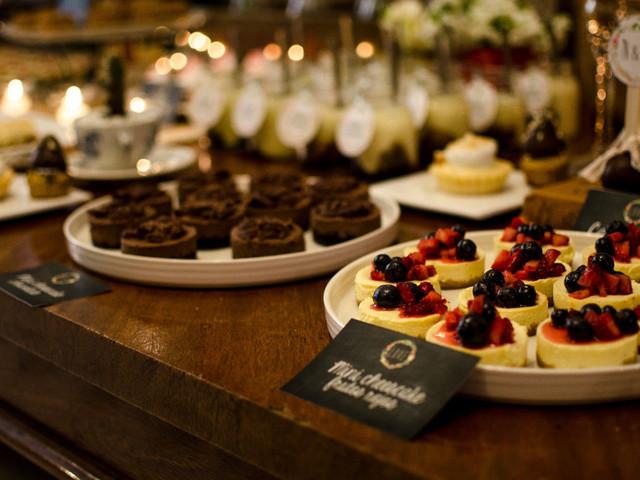 6 consejos para definir el menú si se casan en Navidad