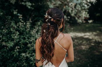 ¿Pelo corto o largo para el casamiento? ¡Ideas de peinados que se adaptan a todo!
