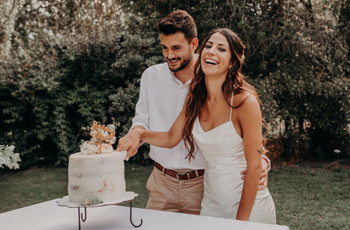 Tortas de casamiento blancas: 6 consejos para reinventar un clásico