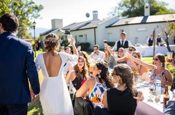 ¡Las mesas alargadas son tendencia! ¿Cómo sumarlas al casamiento?