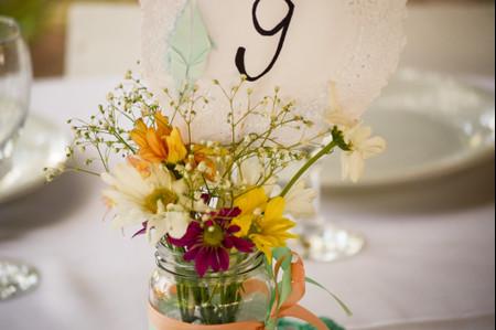 Centros de mesa para casamientos en otoño: 9 ideas con mucha calidez