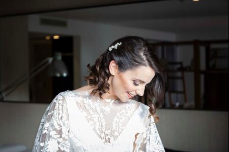 Peinados para pelo corto: 6 ideas para novias con personalidad
