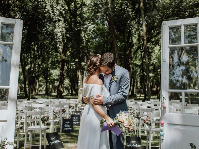 ¿Casamiento al mediodía? 7 consejos para celebrar al aire libre