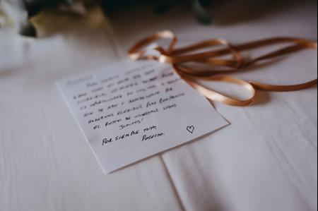 Guía para escribirle una carta a tu pareja en su aniversario, ¡una sorpresa muy romántica!