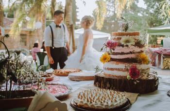 ¿Cómo elegir el sabor para la torta de casamiento? 8 opciones deliciosas