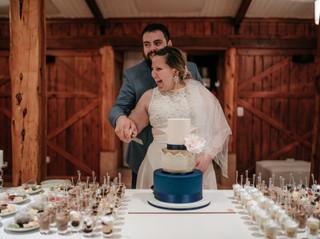 El corte de la torta de casamiento: todo lo que tienen que saber sobre esta tradición