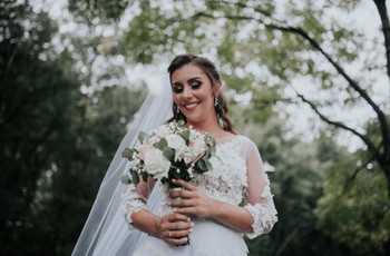 Pestañas postizas para novias: ¡deslumbrá con tu mirada!