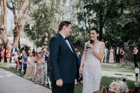 La tradición de los votos matrimoniales: 8 cosas que deben saber