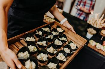 Catering en raciones individuales: consejos para un menú adaptado a los nuevos protocolos