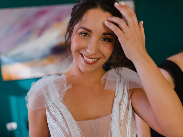 Estas son las últimas tendencias en maquillaje para novia, ¡descubrilas!