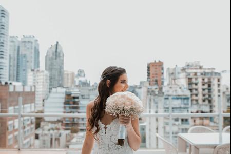 6 trucos de última hora para tu vestido de novia que tenés que saber