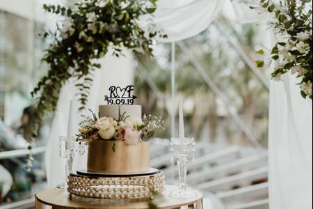 80 tortas de casamiento originales para endulzar su gran día