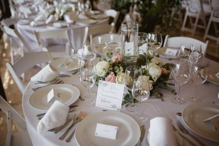 7 puntos clave para definir los centros de mesa del casamiento
