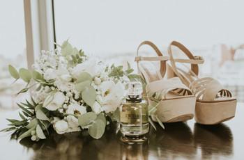 Zapatos de novia blancos: un clásico que nunca pasa de moda