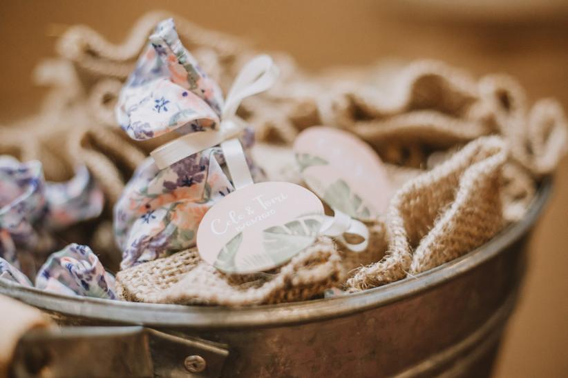 souvenirs casamiento bolsitas
